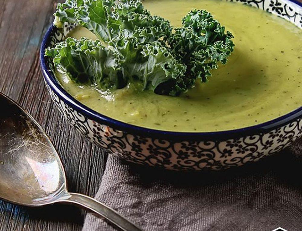 Krem supa od kelja