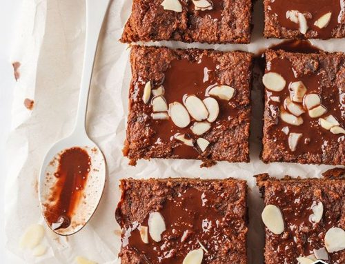 Brownie od belog pasulja